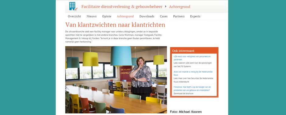 Interessant artikel van fmm.nl praktijkcase Gebouwinzicht