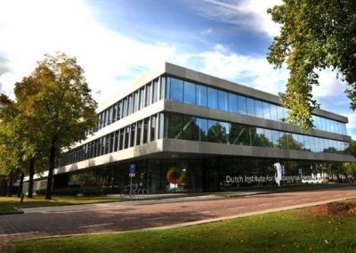FOM/Differ BREEAM-NL Nieuwbouw certificaat