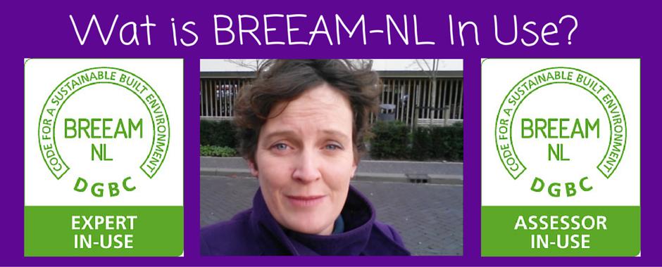 Over BREEAM-NL In Use