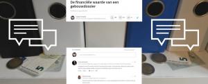 Reacties Blog Financiele Waarde