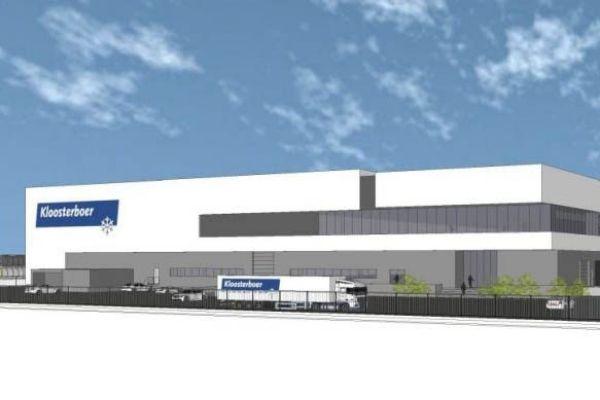 gebouwinzicht BREEAM-NL-Assesment-Kloosterboer-Coolport
