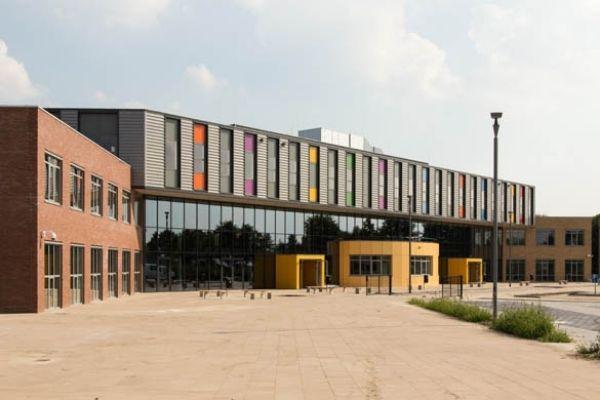 Mondial College BREEAM Nieuwbouw certificaat