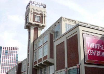 Bedrijfsverzamelgebouw Almelo BREEAM-NL In Use