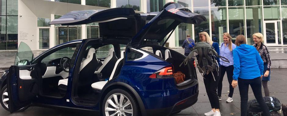 Tesla Travel Talks